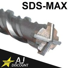 Foret / Mèche SDS MAX cruciforme Ø 40 x 500mm pour Béton / Brique / Pierre