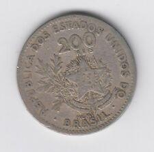 Brasil 200 Reis Mcmi (1901)