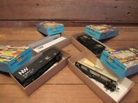 Vintage LOT ATHEARN Built Model Railroad Train Cars Ho Gauge (33)