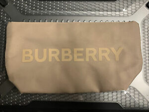 Burberry Pouch New/Sealed