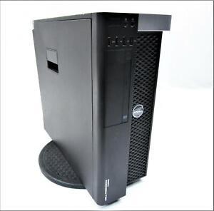 Dell Precision T3600 | 3.60GHz Xeon E5-1620 | 32GB DDR3 | DVD-ROM | Locked BIOS