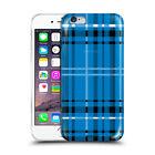 Custodia Cover Design Scottish Blu Per Apple iPhone 4 4s 5 5s 5c 6 6s 7 Plus SE