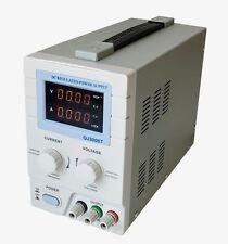 1ch 0-30 V & 0-5 A qj3005t règle visible Laboratoire Alimentation, écran LCD @pinsonne