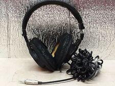 SONY MDR-V6 DYNAMIC STEREO Headphones STUDIO - Black #D593