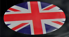 Union Jack  Flag 3D Resin Domed England  Sticker self adhesive weatherproof