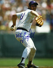 Brewers MIKE CALDWELL Signed 8x10 Action Photo #1 AUTO 1982 World Series