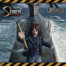 Siren - Up From the Ashes: Early anthology and More 2CD  US Premier Power Metal