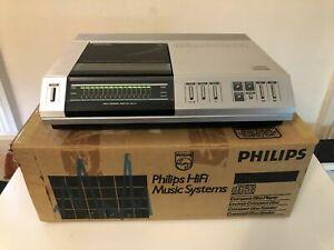 Philips CD-101 / CDM0 / TDA1540 / Original boxed / Recapped