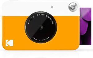 Kodak Printomatic Digital Instant Print Camera - Full Color Prints On ZINK 2 x 3