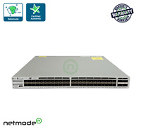 Genuine Cisco WS-C3850-48XS-F-S Switch 3850 48 PoE+ 1100WAC PWR 4x 10GE