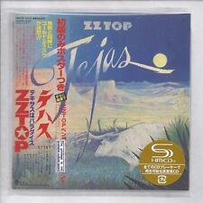 Tejas - ZZ Top (2013 CD Neu)
