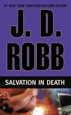 In Death #27: SALVATION IN DEATH by J. D. Robb EVE DALLAS Roarke ~ Nora Roberts