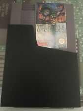 The Battle Of Olympus Nintendo Nes Game Cart UK Version Fully Cleaned & Tested
