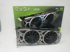 EVGA GeForce GTX 1080 TI Sc2 Gaming 11gb ICX Technology