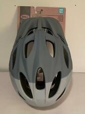 BELL Fluorine ADULT Bike Helmet with Visor Matte Slate Color 2014 NEW