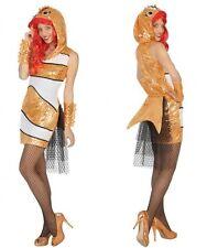 Déguisement Femme Poisson Némo XS/S 36/38 Costume Animal Adulte Film