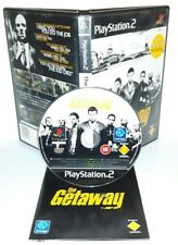 THE GETAWAY - Ps2 Playstation Play Station 2 Gioco Game