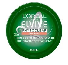 L'Oreal Elvive Phytoclear Intensive Exfoliating Scrub 1x150ml NEW