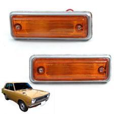 Fit 1970-1973 Nissan Datsun 1200 sunny B110 KB 110 side marker turn signal lamp