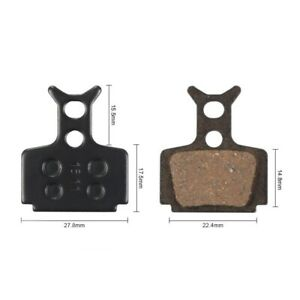 R1R RO RX T1 Brake pads Resin Silent 4 pairs Bike For formula R1 Durable