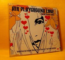 """MAXI Single CD AIR Playground Love 2TR 2000 Downtempo from """"The Virgin Suicides"""""""