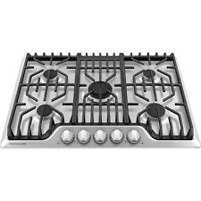 """Frigidaire 3077RS  Professional 30"""" Gas Cooktop - Stainless Steel"""