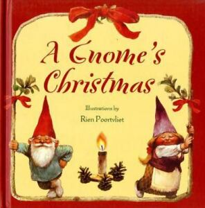 A Gnome's Christmas, New Book