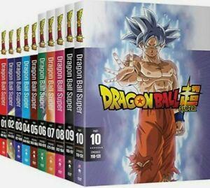 Dragon Ball Super Seasons 1 2 3 4 5 6 7 8 9 10 DVD Complete Series R4 *In Stock