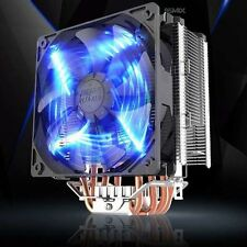 DC 4Pin CPU Cooler Heatsink Fan fit for Intel LGA 775 Core i7 AMD FM2 AM2/AM3+