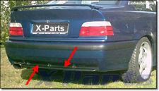 Heckschürze Diffusor für für BMW E36 3er 316 318 320 323 325 i M-Look Neu