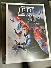 DISNEY STORE STAR WARS RISE OF SKYWALKER LITHOGRAPH TRIPLE FORCE FRIDAY POSTER