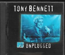 CD ALBUM LIVE 20 TITRES--TONY BENNETT--MTV UNPLUGGED 1994