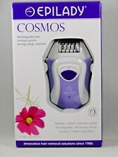 NEW Epilady Cosmos Rechargeable Hair Removal System, Epilator and Shaver Combo