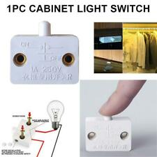 Automatic Reset Switch Wardrobe Cabinet Door Light Switch Control Switch