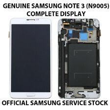 Samsung Galaxy Note 3 Blanco N9005 100% Original Digitalizador De Pantalla Lcd Original