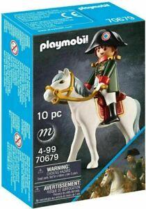 PMW Playmobil 70679 NAPOLEON Promocional Caja Sellada New Nuevo Francés