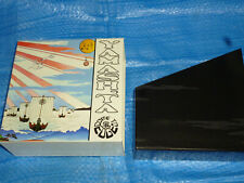 Stomu Yamash'ta & Come To The Edge Floating Music Empty PROMO BOX JAPAN