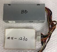 ~  HP 220W Power Supply 633195-001 PS-6221-9 REV 01 @@@