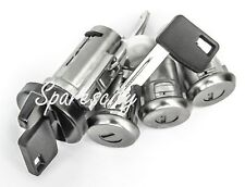 Ignition Barrel Door Boot Lock Holden Commodore VB VC VH VK VL New Set + 2 Keys