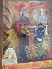 Barbie Shakira Chitarra con sound Vintage MATTEL 2003