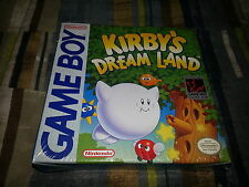 Kirby's Dream Land (Nintendo Game Boy, 1992) Brand New Factory Sealed