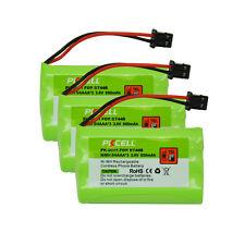 3 Cordless Phone Battery 3.6V 800mAh For Uniden BT446 BT-1005 ER-P512 CA Seller