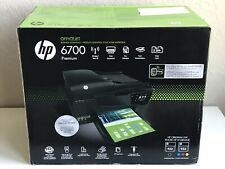 NEW HP Officejet 6700 Premium All-in-One Wireless Color Photo Printer SEALED