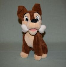 """Plush Disney Lady Tramp - Scamp 11"""" Character Direct Limited - Rare"""