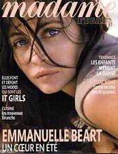 2008_EMMANUELLE BEART_FRANCK DUBOSC_JEAN-LOUIS MURAT_MODE ENFANT DANSE classique