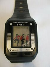 MICHAEL JACKSON Super Star Video Music Beat It Watch Rare 1984