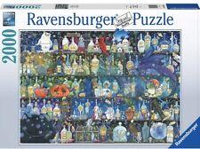 NEW Ravensburger 2000 Piece Poisons & Potions Shelves Puzzle