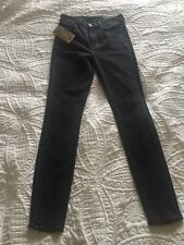Siwy Denim Size 24 Dark Gray