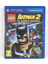 Jeu Lego Batman 2 DC Super Heroes Sur Console Sony PS Vita