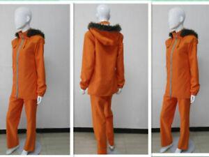 South Park kenny cosplay costume uniform custom made Cos